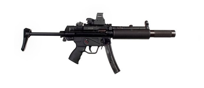 Heckler & Koch MP5SD