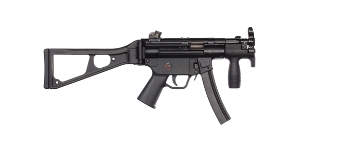 Heckler & Koch MP5K
