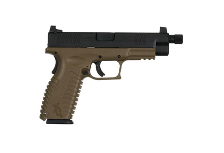 Springfield XDM-9 4.5 Tactical
